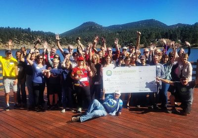Team Evergreen Donates $200,000 to Local Nonprofits