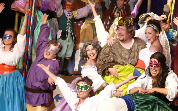 Award-Winning Regional Premiere of The Hunchback of Notre Dame