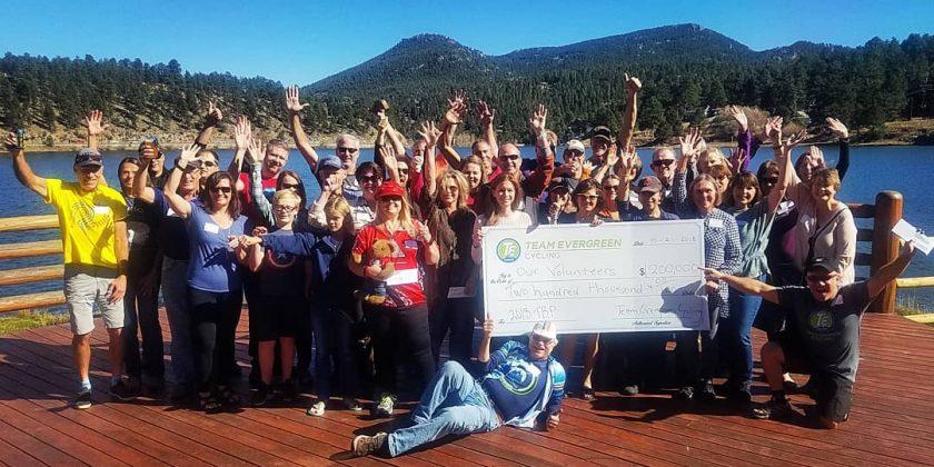 Team Evergreen Donates $200,000 to Local Nonprofits